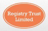 Registry Trust Limited