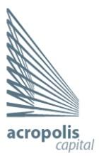 Acropolis Capital Partners